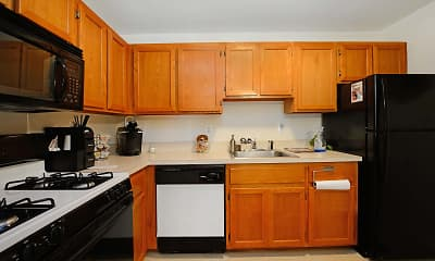 Kitchen, Andrews Corner, 1