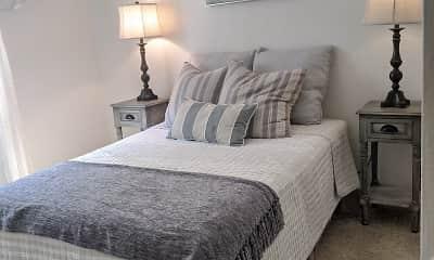 Bedroom, Cedar Creek Lodge, 1
