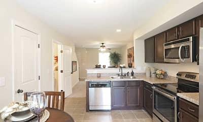Kitchen, Sonoma Ridge at Fairview, 0