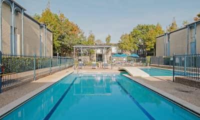 Pool, Pont Alba, 1