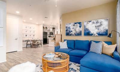 Living Room, Encantada Saguaro National, 1