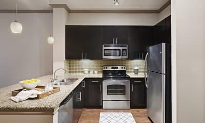 Kitchen, Camden Travis Street, 1