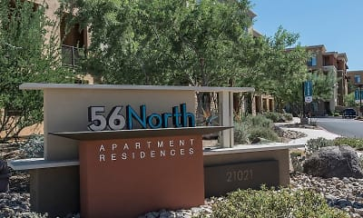 Community Signage, 56 North Phase II, 2