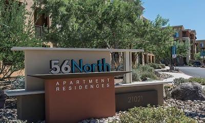Community Signage, 56 North Phase II, 2