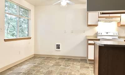 Bathroom, Farisswood Apartments, 1