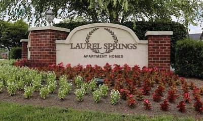 Landscaping, Laurel Springs, 2