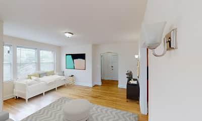 Dahlia Apartments, 1