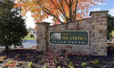 Community Signage, The Meadows At Elk Creek, 0