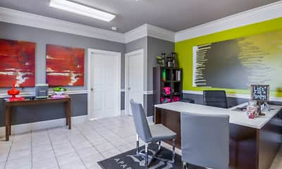 Dining Room, Avalon Apartments, 2