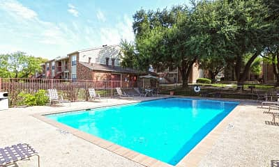 Pool, Riverstone Apartments, 0