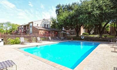 Pool, Riverstone Apartments, 0
