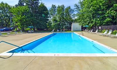 Pool, Tallmadge Oaks, 0