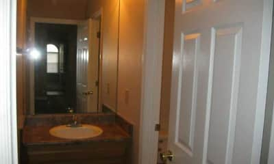 Bathroom, Laketree Apartments, 2