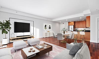 Living Room, Juliana Luxury Apartments, 0