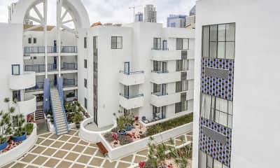 Building, 600 Front Apartments, 0