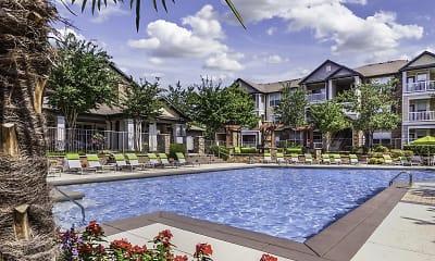 Pool, Camden Asbury Village, 0