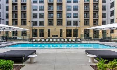 Pool, BLVD Gramercy East, 0
