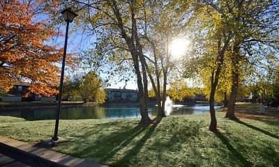 Pool, Pavilion Lakes, 0
