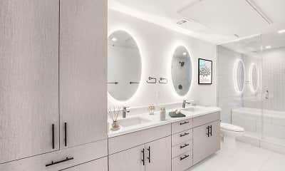 Bathroom, Parc Haven, 2