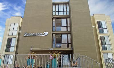 Building, Surfcaster Apartments, 2