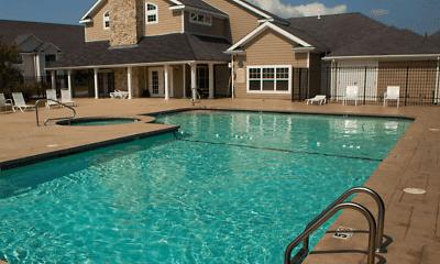 Pool, Dartmouth Woods, 0