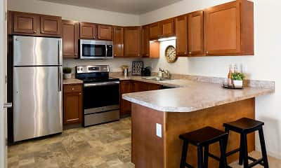 Kitchen, Eden Park Senior Apartments, 0