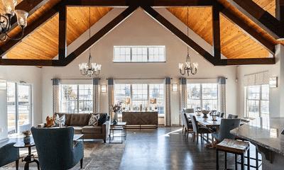 Dining Room, Fairways at Hartland, 1