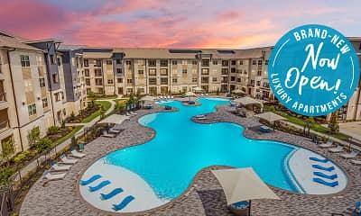 Pool, Brea Luxury Apartments, 0