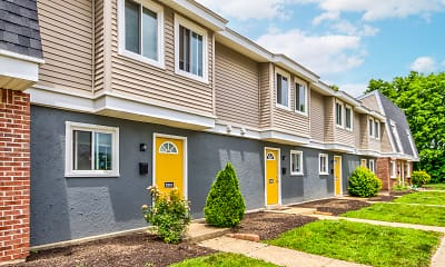 Building, Parkview Rental Townhomes, 1