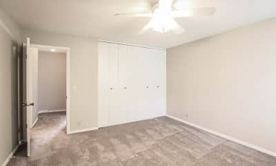 Bedroom, Lake Forest Townhomes, 2