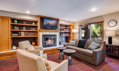 Living Room, Washburn On The Park, 0