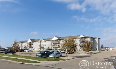 Building, Dakota Estates, 1