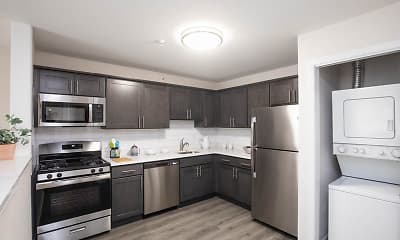 Kitchen, Lakeside at Briant Park, 0