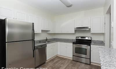 Kitchen, Chestnut Hill South, 1