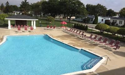 Pool, Camelot Villa, 1