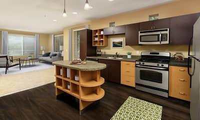 Kitchen, Camden Main and Jamboree, 1
