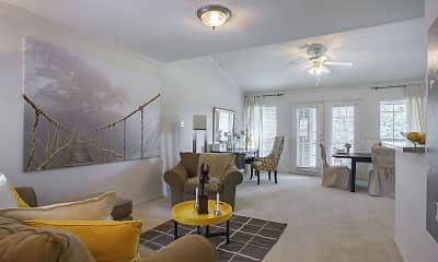 Living Room, 77090 Luxury Properties, 0