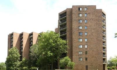 Building, Riverfront Apartments, 0