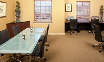 Dining Room, Brandywine Woods Apartments, 2