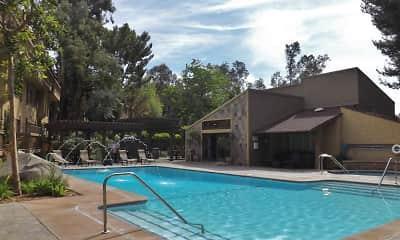 Pool, Hidden Springs, 0