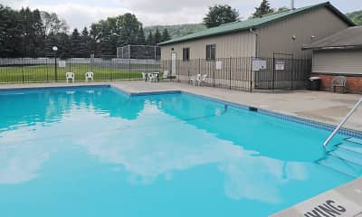 Pool, Fairway Woods Apartments, 0