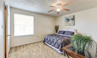 Bedroom, Chestnut Ridge, 1