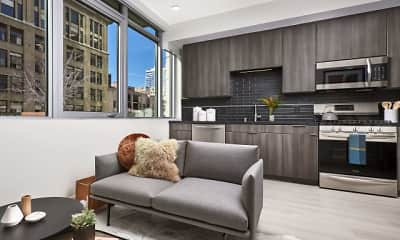 Griffin On Spring - Furnished & Flexible Lease Options, 1