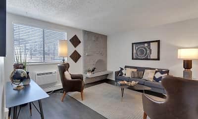 Living Room, 1430 Humboldt, 0