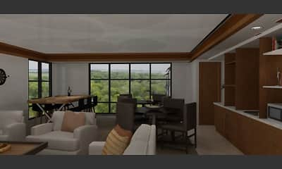 Living Room, Cedar Green Apartments, 0