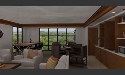 Living Room, Cedar Green Apartments, 0