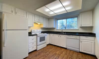 Kitchen, Sandpiper Apartments, 0