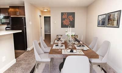 Dining Room, Stevenson Lane, 1