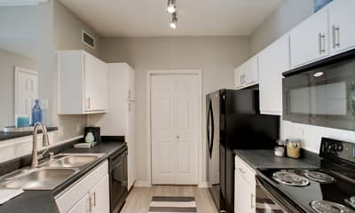 Kitchen, Pinnacle Ridge, 1