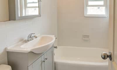 Bathroom, Liberty Bell Village, 2
